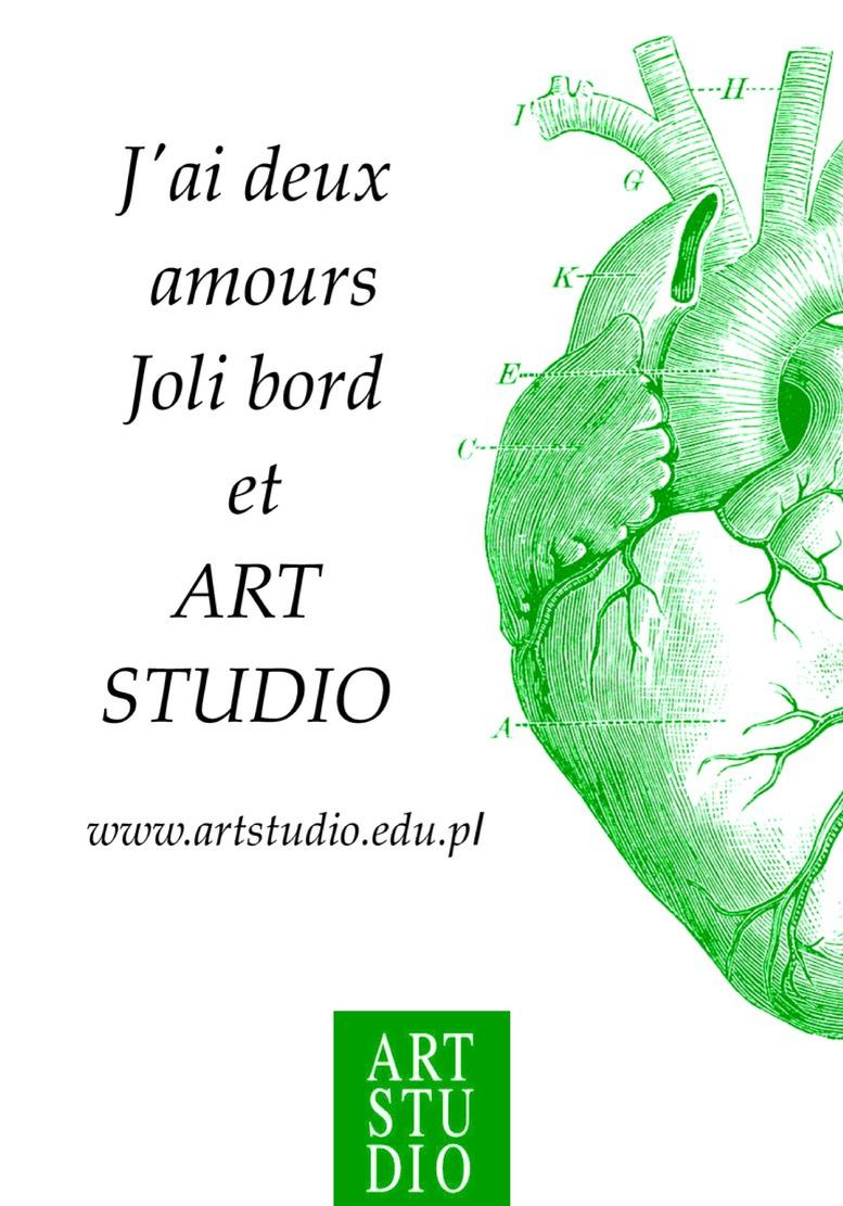 Kursy w Art Studio to więcej niż wykłady