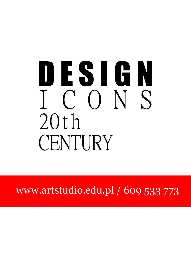Design Icons 20th Century